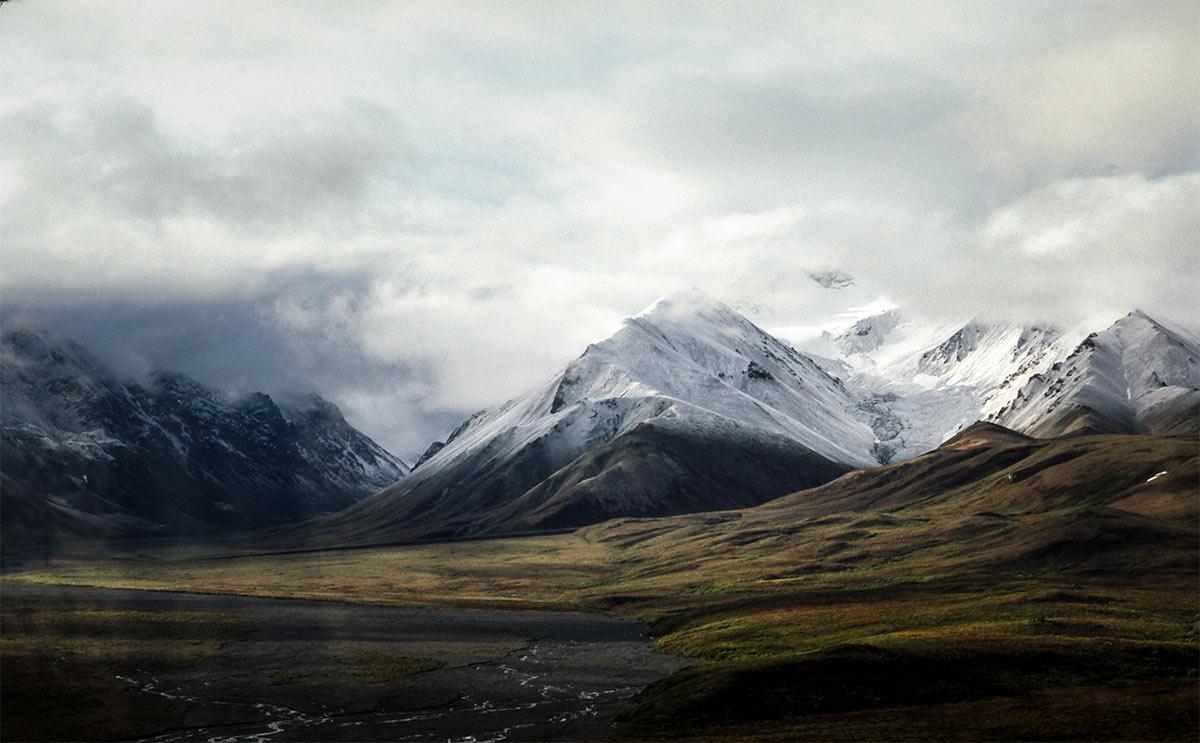 Mountain Side